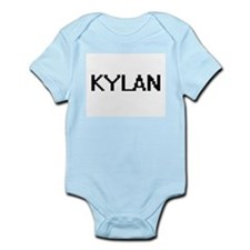 Kylan Digital Name Design Body Suit