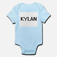 Kylan Digital Name Design Body Suit