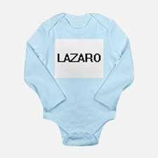 Lazaro Digital Name Design Body Suit