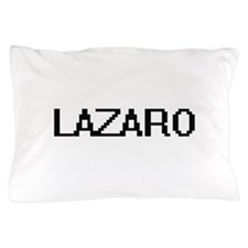 Lazaro Digital Name Design Pillow Case
