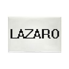 Lazaro Digital Name Design Magnets