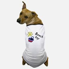 Beach Day Dog T-Shirt