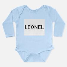 Leonel Digital Name Design Body Suit