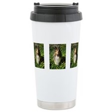 Cute Sable Travel Mug