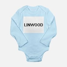 Linwood Digital Name Design Body Suit