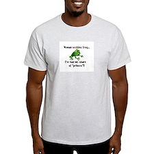 classified personal singe.. k T-Shirt