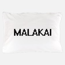 Malakai Digital Name Design Pillow Case