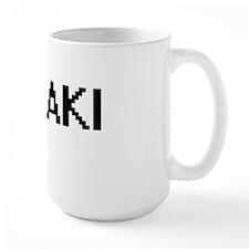 Malaki Digital Name Design Mug