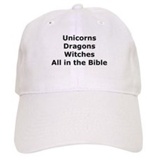 All in the Bible Baseball Cap
