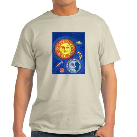 Sun and Moon Light T-Shirt