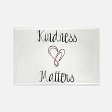 Kindness Matters Heart Magnets