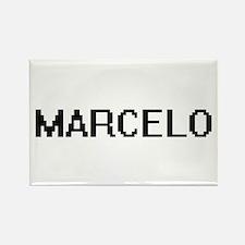 Marcelo Digital Name Design Magnets