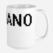 Mariano Digital Name Design Mugs