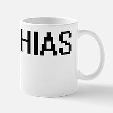Matthias Digital Name Design Mug