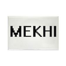 Mekhi Digital Name Design Magnets