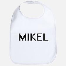 Mikel Digital Name Design Bib