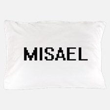 Misael Digital Name Design Pillow Case