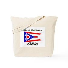 North Baltimore Ohio Tote Bag
