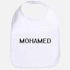 Mohamed Digital Name Design Bib