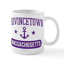 Provincetown Massachusetts Athletic Mugs