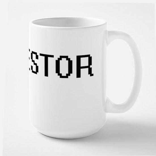 Nestor Digital Name Design Mugs