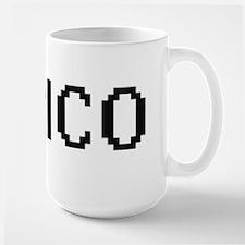 Nico Digital Name Design Mugs