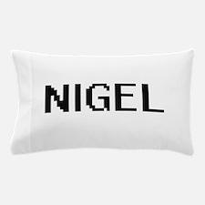 Nigel Digital Name Design Pillow Case