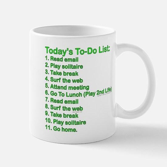 To-Do List: Mug
