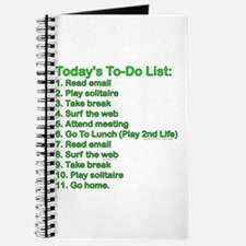 To-Do List: Journal