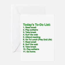 To-Do List: Greeting Card