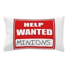 HelpWantedMinions.png Pillow Case