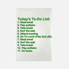 To-Do List: Rectangle Magnet