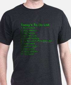 To-Do List: T-Shirt