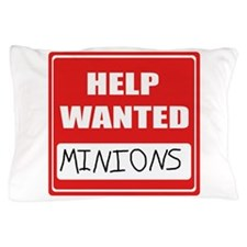 HelpWantedMinions.png Pillow Case