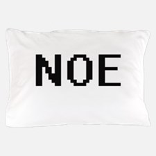 Noe Digital Name Design Pillow Case