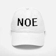 Noe Digital Name Design Baseball Baseball Cap