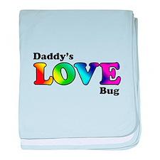 daddyslovebug.png baby blanket