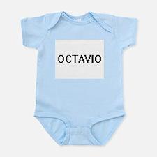 Octavio Digital Name Design Body Suit