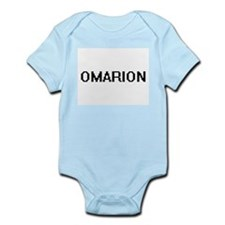 Omarion Digital Name Design Body Suit