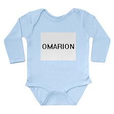 Omarion Digital Name Design Body Suit