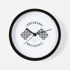 Unique Elliot Wall Clock