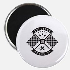 It's only Checkers or Wreckers Magnet