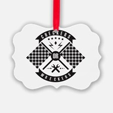 It's only Checkers or Wreckers Ornament