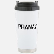 Pranav Digital Name Des Travel Mug