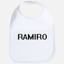 Ramiro Digital Name Design Bib