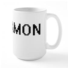 Ramon Digital Name Design Mugs