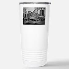 Majestic Stainless Steel Travel Mug