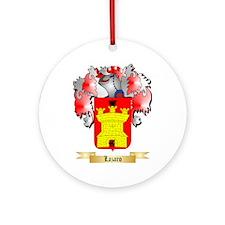 Lazaro Ornament (Round)