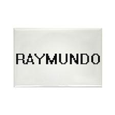 Raymundo Digital Name Design Magnets