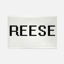 Reese Digital Name Design Magnets